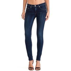 Rag & Bone 'The Skinny' Stretch Jeans in Woodford